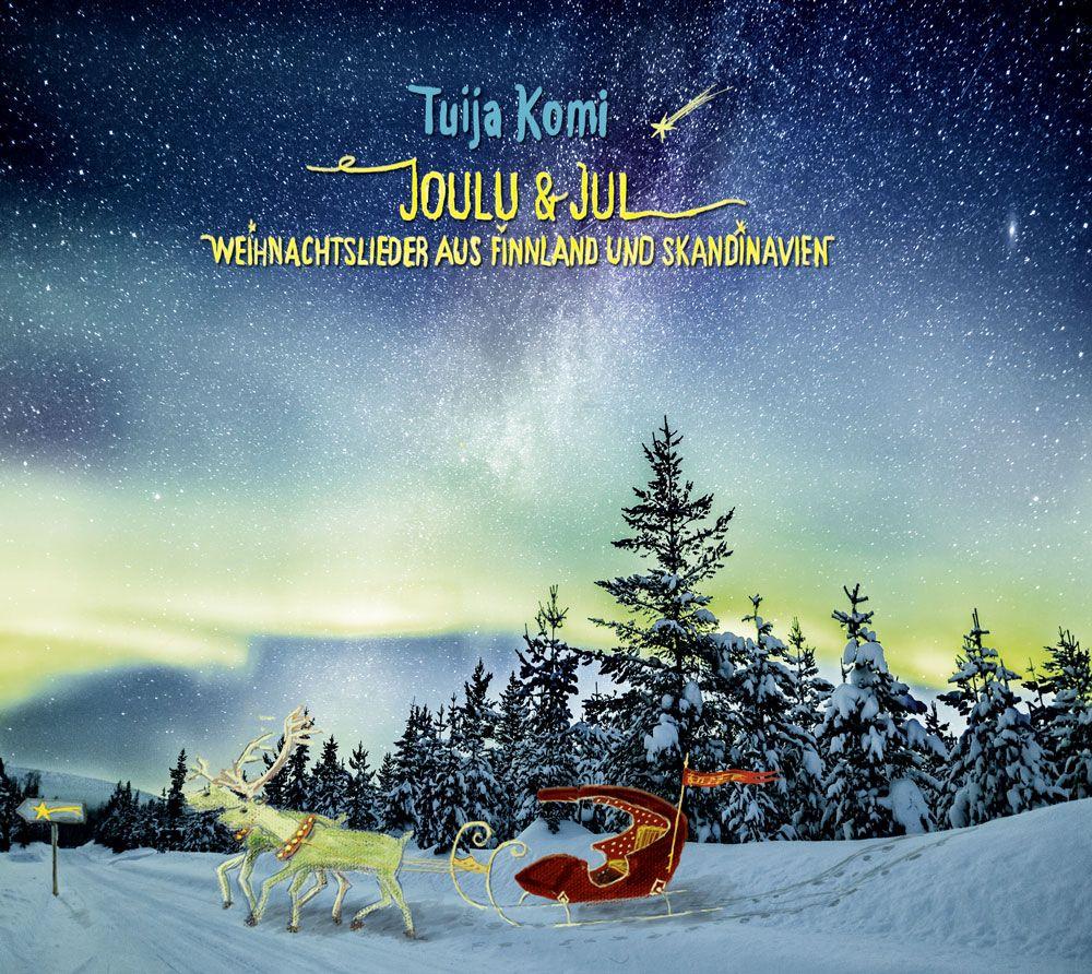 Tuija Komi - Music From The Land Of The Midnight Sun